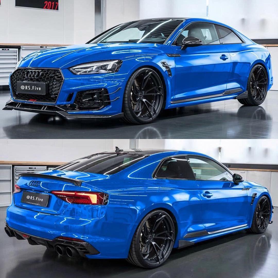 @rs.five New B9 RS5 Audi Nogaro Blue @abt_sportsline @brixtonforged @abt_sportsline @jdh_media