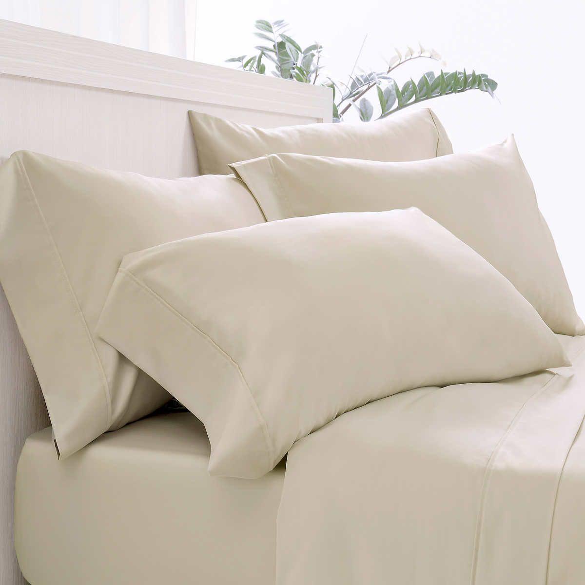 Charisma 400 Thread Count 6 Piece Sheet Set Sheet Sets Bed Sizes Sheet