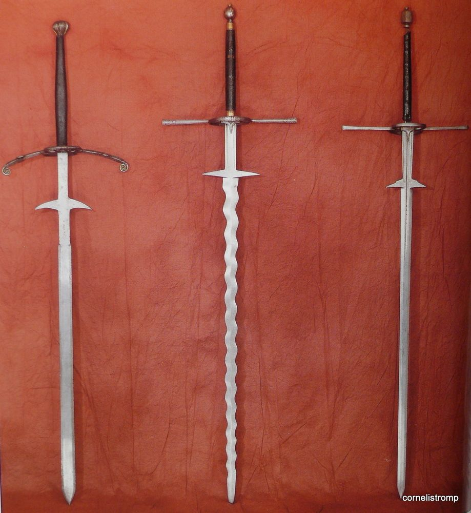 Ethnographic Arms & Armour - View Single Post - twohandsword/twohander/bidenhander/zweihander