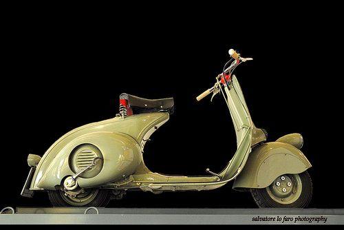 Tecnologia Italiana. 1946 nasce la Vespa #TuscanyAgriturismoGiratola