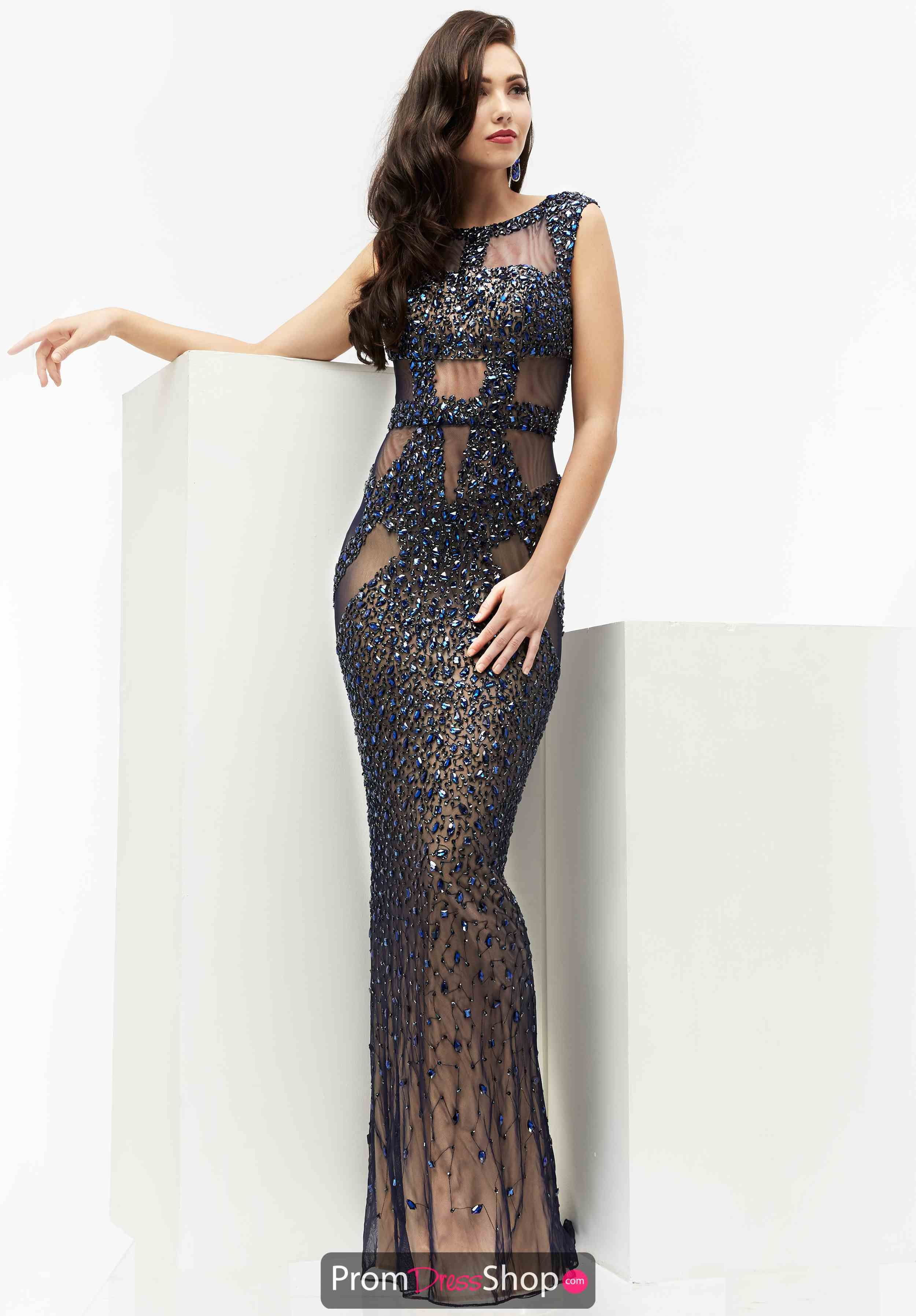 high neckline fitted jasz couture dress 5950 | couture dresses, ux