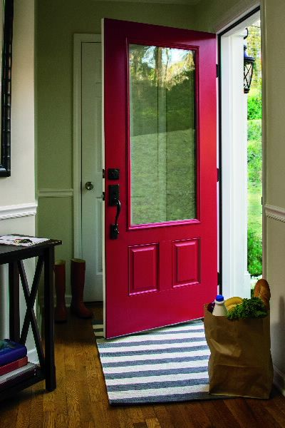 Enhance Your Home With A Bold Pella Entry Door We Install Pella