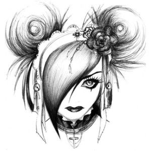 Gothic Clip Art Pictures Page 9