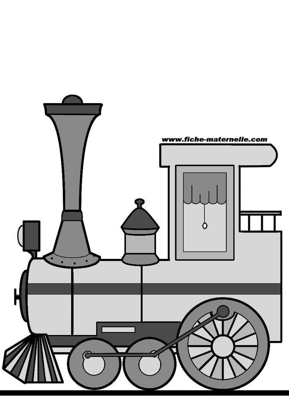 Affichage Pour La Classe Maternelle Train Des Anniversaires