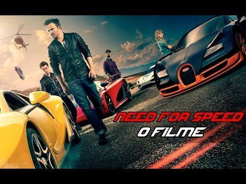Need For Speed O Filme Dublado Hd 3d Com Imagens