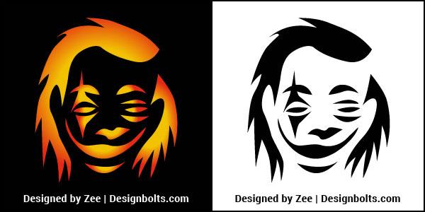 Free Joker Movie Disney Pixar Poco Scary Pumpkin Carving Stencils 2019 Scary Pumpkin Scary Pumpkin Carving Pumpkin Carvings Stencils