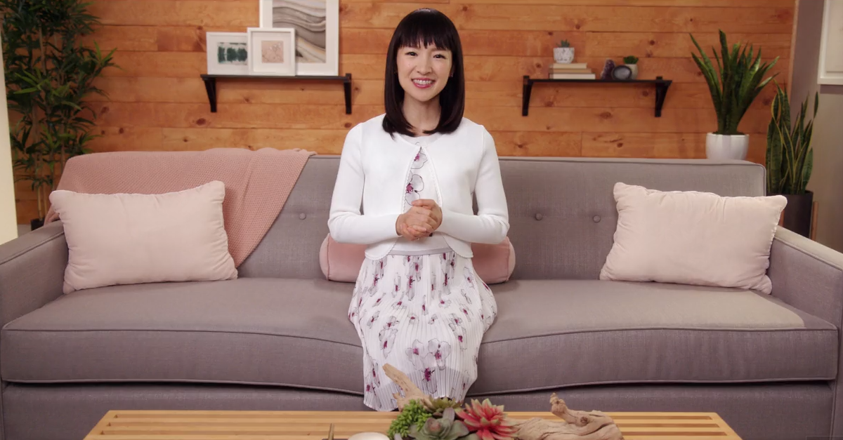 What Marie Kondo Doesn't Tell You about 'Tidying Up