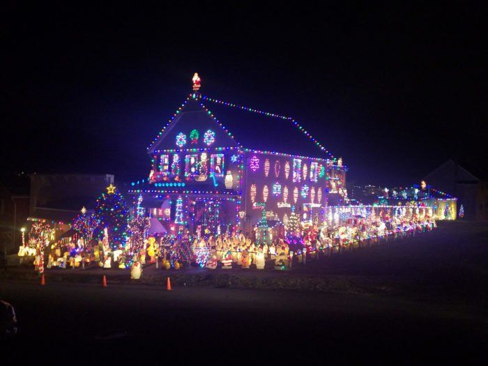10 More Christmas Light Displays In Pennsylvania That Are Positively Enchanting Christmas Light Displays Christmas Lights Light Display