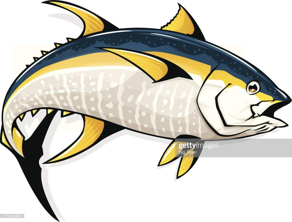 Pin By Joseph Michel On Beautiful Tuna Yellowfin Tuna Fish Drawings Fish Art