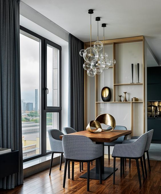 Interior Design Trends To Spice Up Your Dining Room in 2020