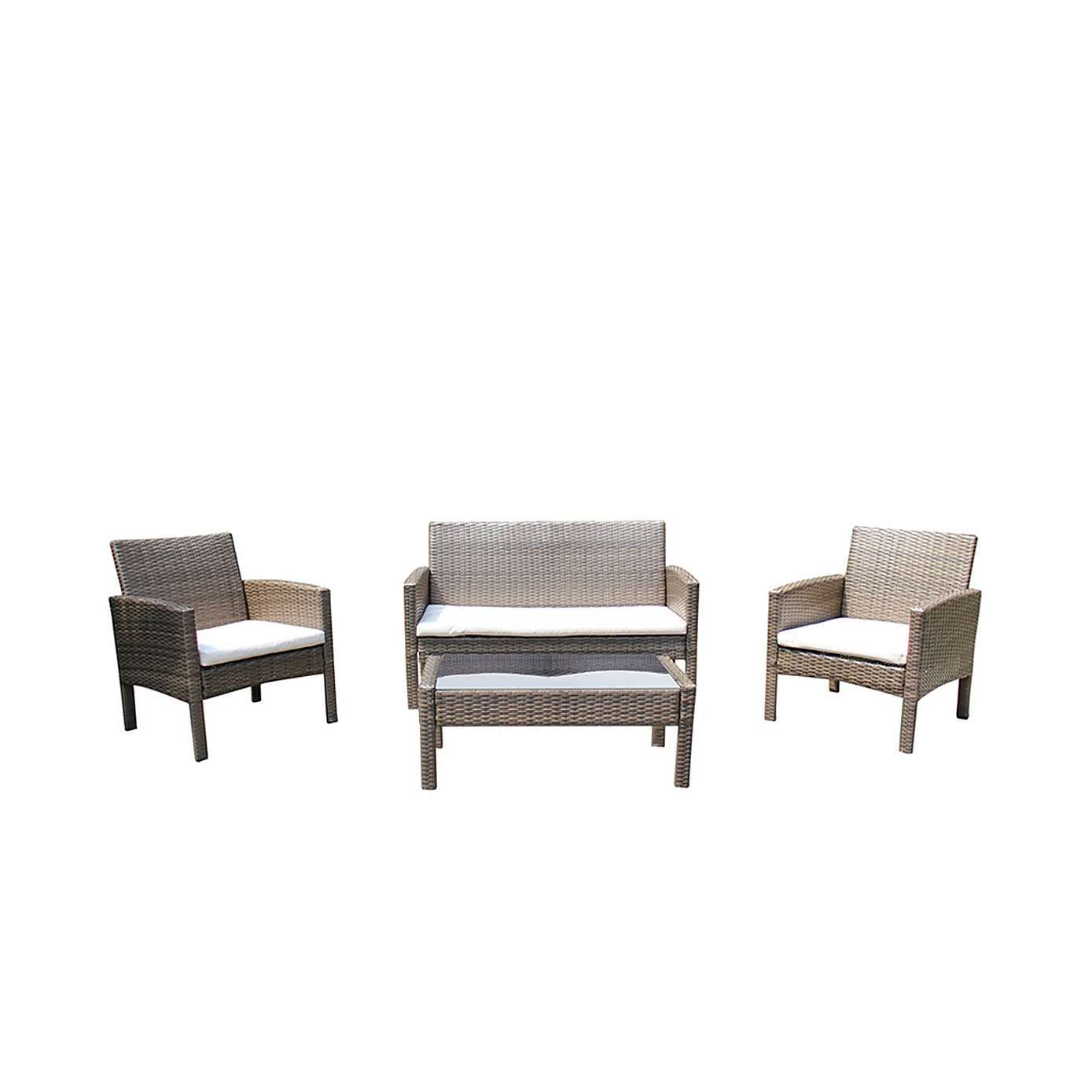 4 Seat Sofa Lounge Set Dunelm Garden Ideas