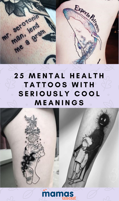 Mental health tatoos