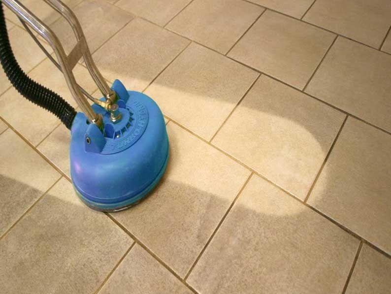Pin On Floor Scrubber Machine