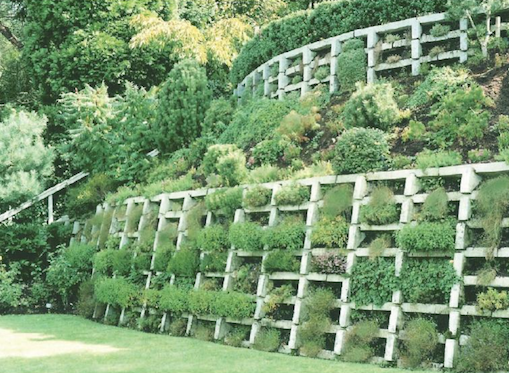 Green Noise Barrier Wall Construction And Evaluation Landscape Design Landscaping Retaining Walls Noise Barrier