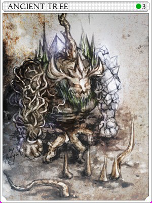 Ancient Tree Card   Ragnarok Online Renewal Miniboss Cards