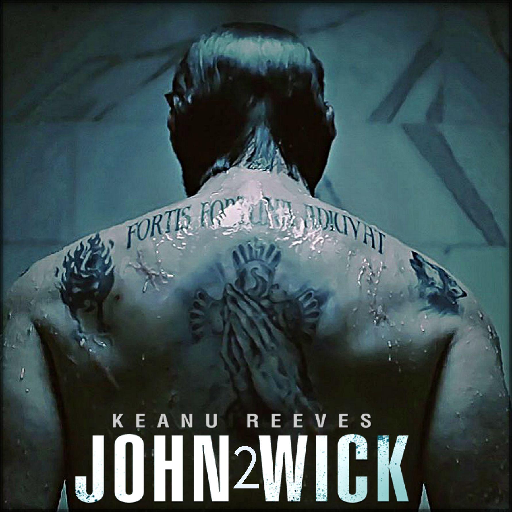 Tatuajes De John Wick: Happy Saturday And Waiting To Hear From John Wick 2