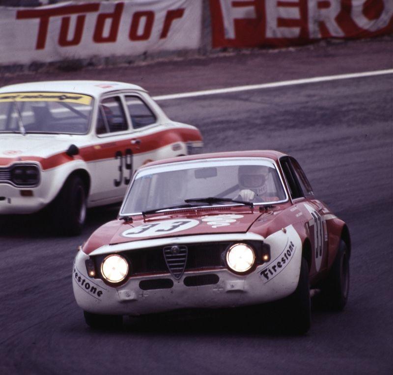 Alfa Romeo Mit 5 Motorsport Legenden Beim Goodwood