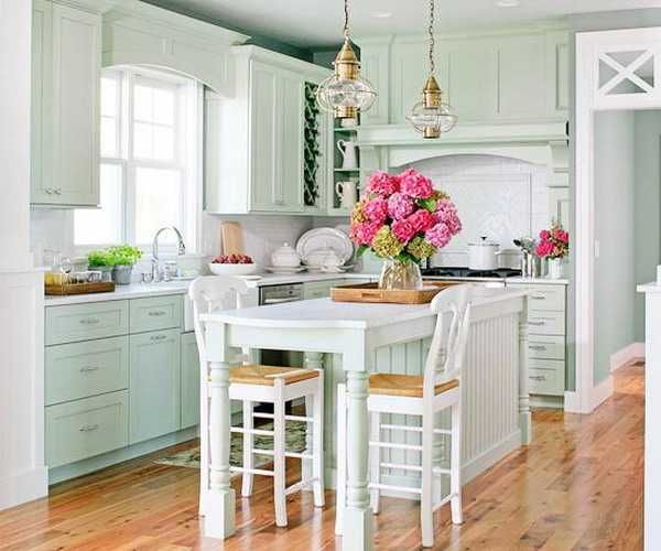 modernkitchendecorvintagestyle 1 Vintage Classic Homes