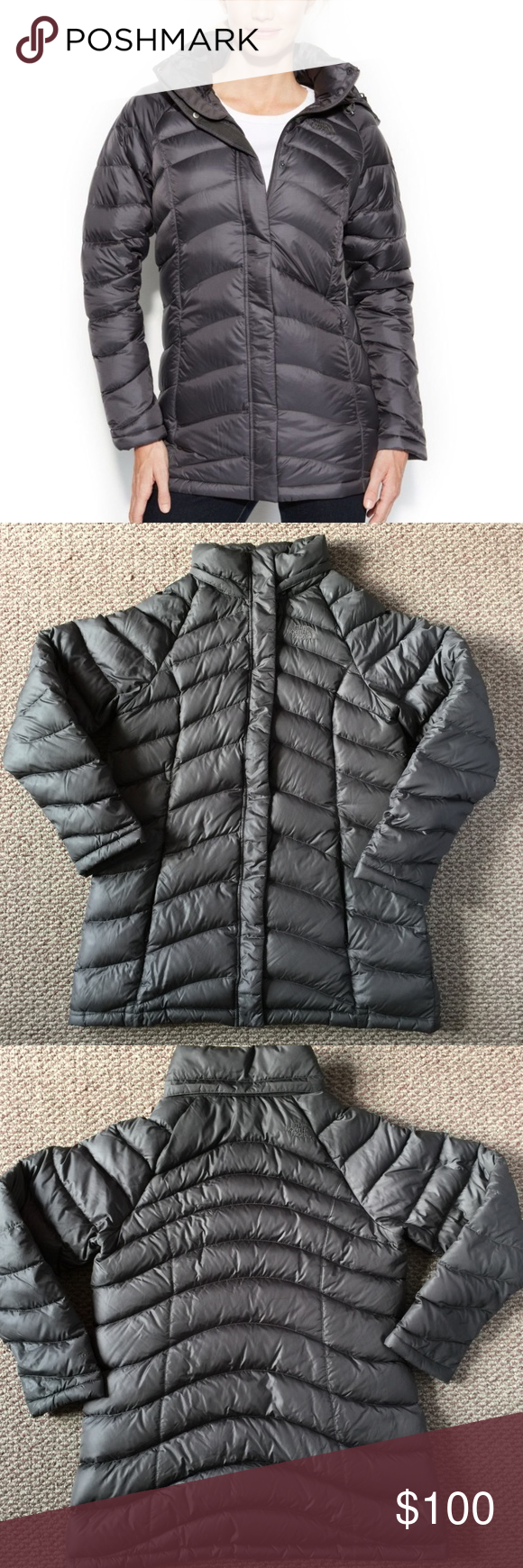 de15405dc North Face Women's Puffer Coat Size M For sale is a North Face ...