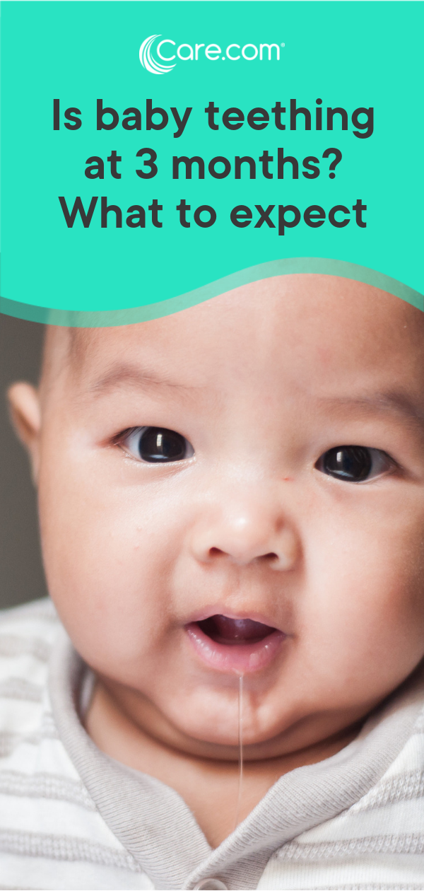 Common Questions About Teething At 3 Months Answered ...