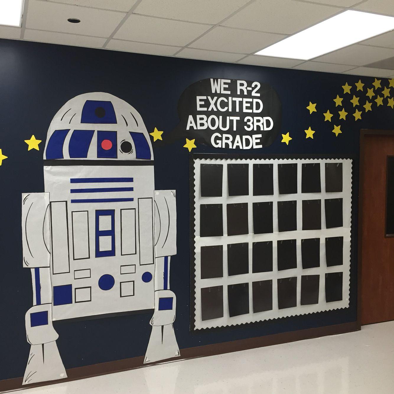 Google themes star wars - Star Wars Classroom