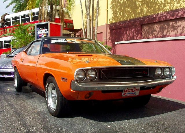 1970 Challenger From 2 Fast 2 Furious Tv Cars Fast And Furious