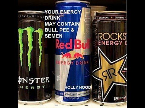 Is Bull Pee In Energy Drinks