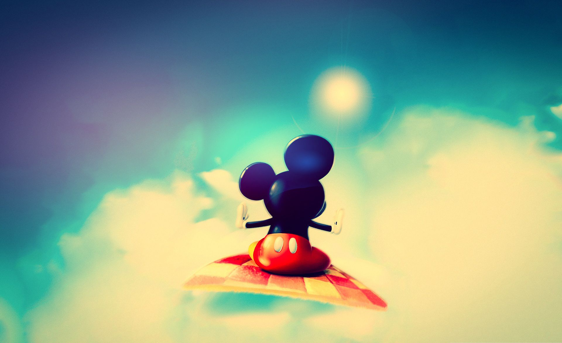 Mickey Mouse Disney Background Cute Disney Wallpaper Disney Desktop Wallpaper