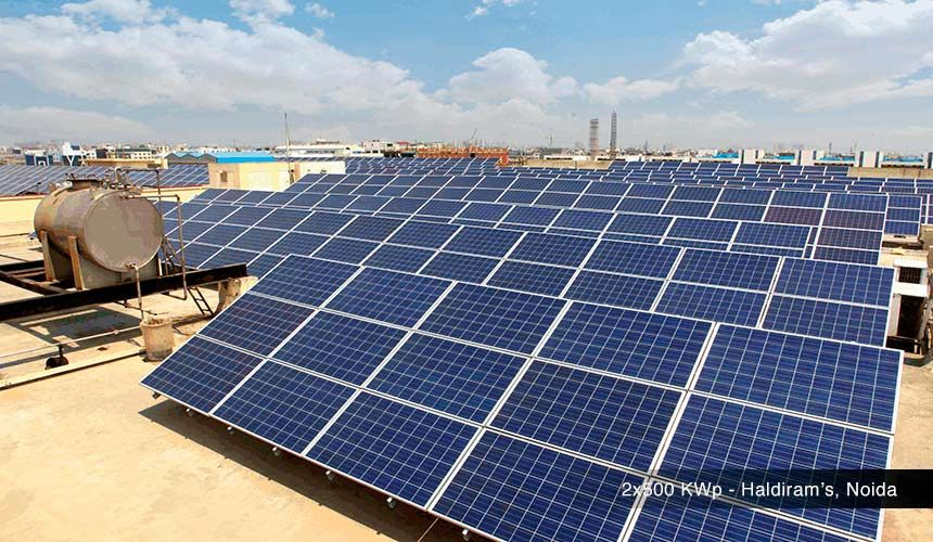 Supply Installation And Maintenance Of Hybrid Solarpower Pack Solar Photovoltaic Rooftop Power Generation Plant Of Ca Solar Solar Panel Cost Solar Pv Systems