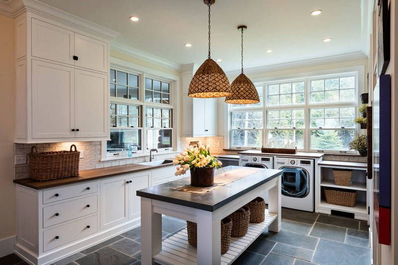 Modern Laundry Room Design Ideas And Interior images