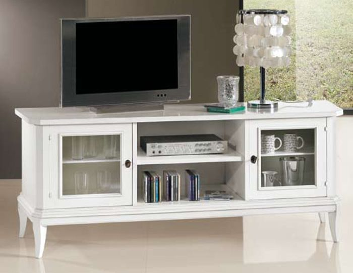 Porta televisore con cornice mobili portatv pinterest cornices - Mobili porta televisore ...
