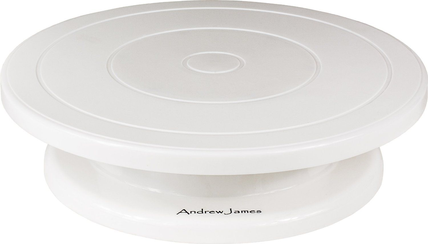 Cake decorating icing turntable 1051 tiered cake