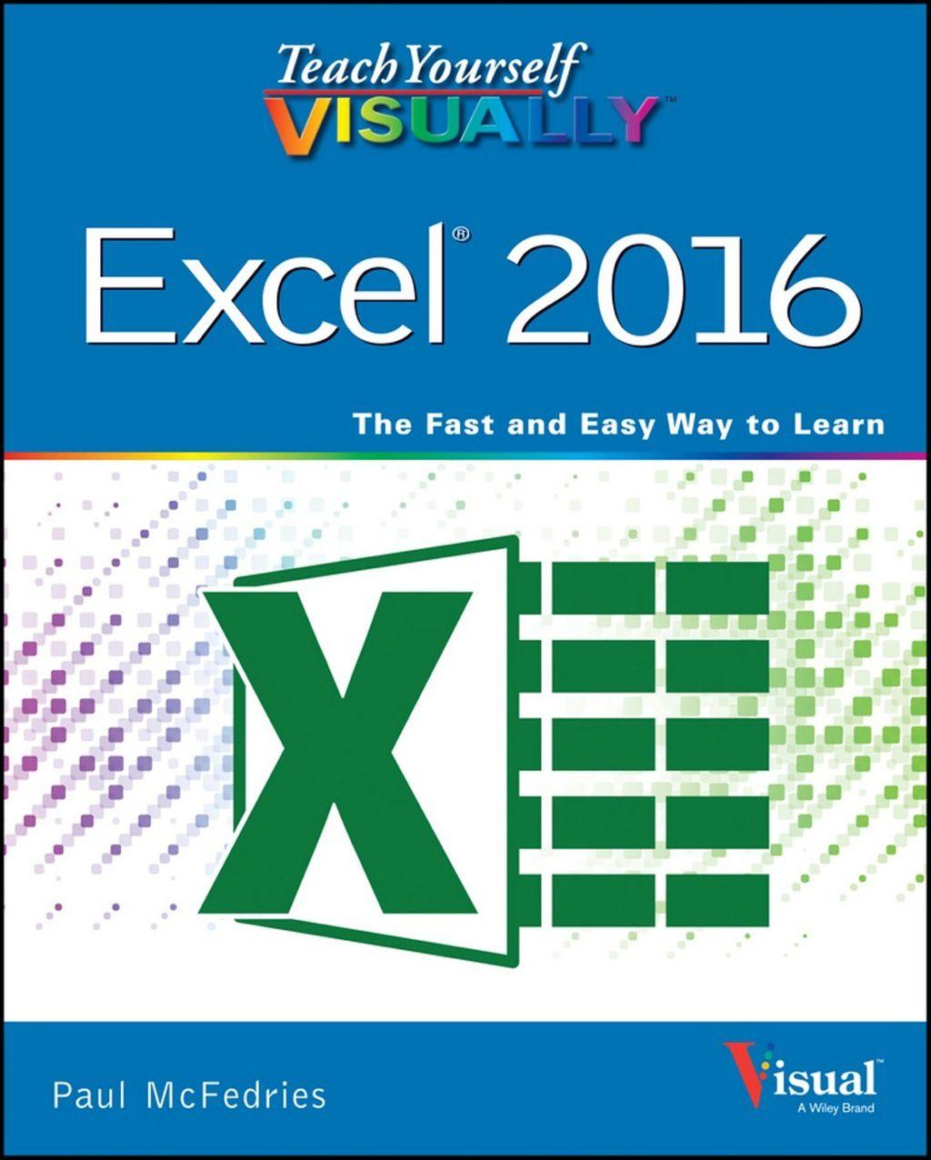 Teach Yourself Visually Excel Ebook