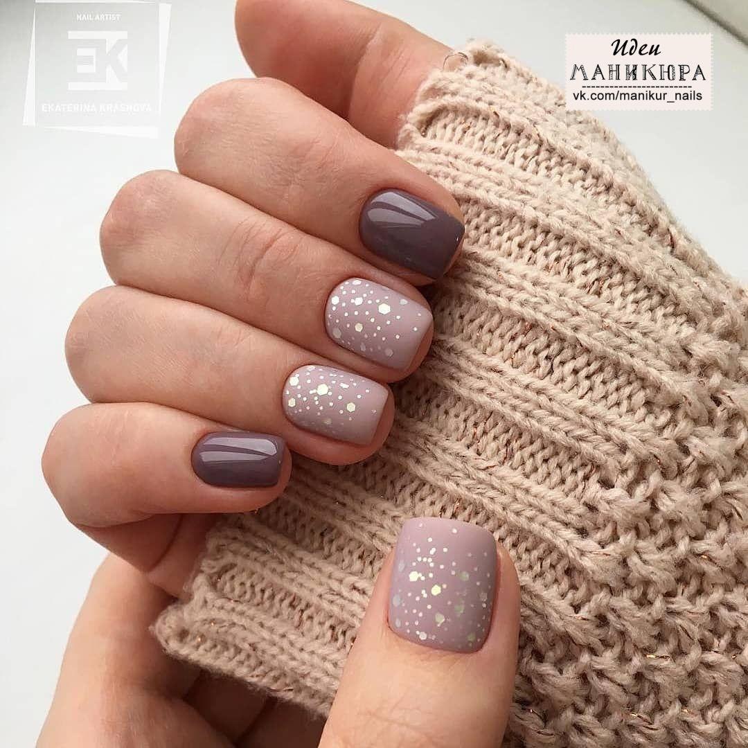 Маникюр - дизайн ногтей   VK   Красота   Ногти, Дизайн ...