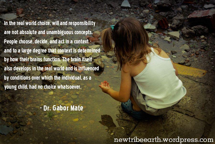 Dr. Gabor Maté: Attachment and Brain Development