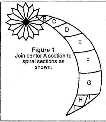 Resultado de imagen de dahlia quilt pattern templates