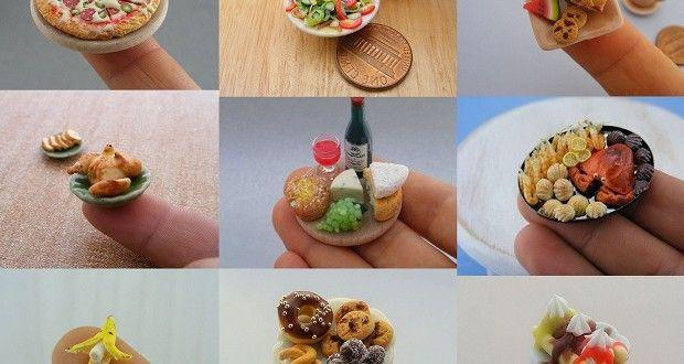 رجيم النقاط بالشرح والتفصيل والجدول الكامل التخسيس السريع Tiny Food Miniature Food Food Sculpture