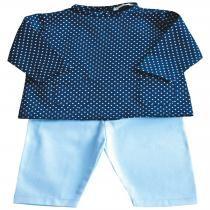Puan Yenidoğan Takım Mavi 125TL www.lokumbebe.com Online Baby Boutique Bu Model Lokumbebe için özel Tasarımdır.