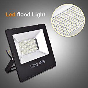 Citra Led Flood Light 100 Watt White