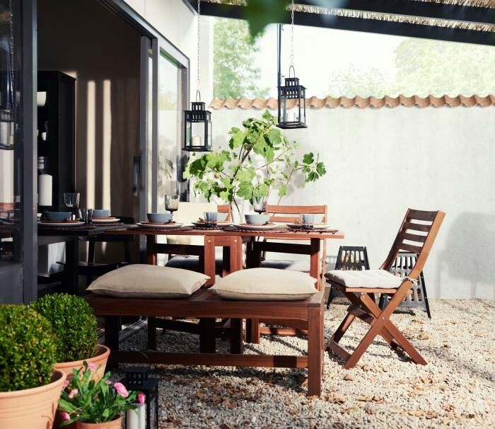garden by ikea