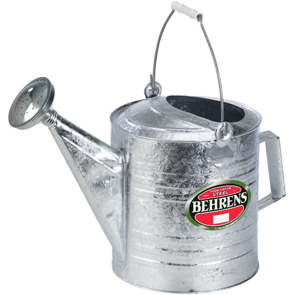 Behrens 3 Gal Hot Dipped Steel Watering Can 212x Watering Can