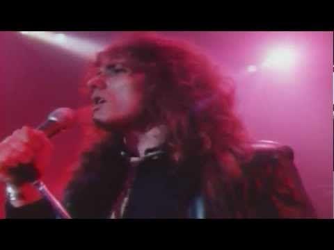 Whitesnake Here I Go Again Official Video Youtube Musica Fas