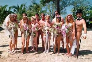 Discuss nudism colony