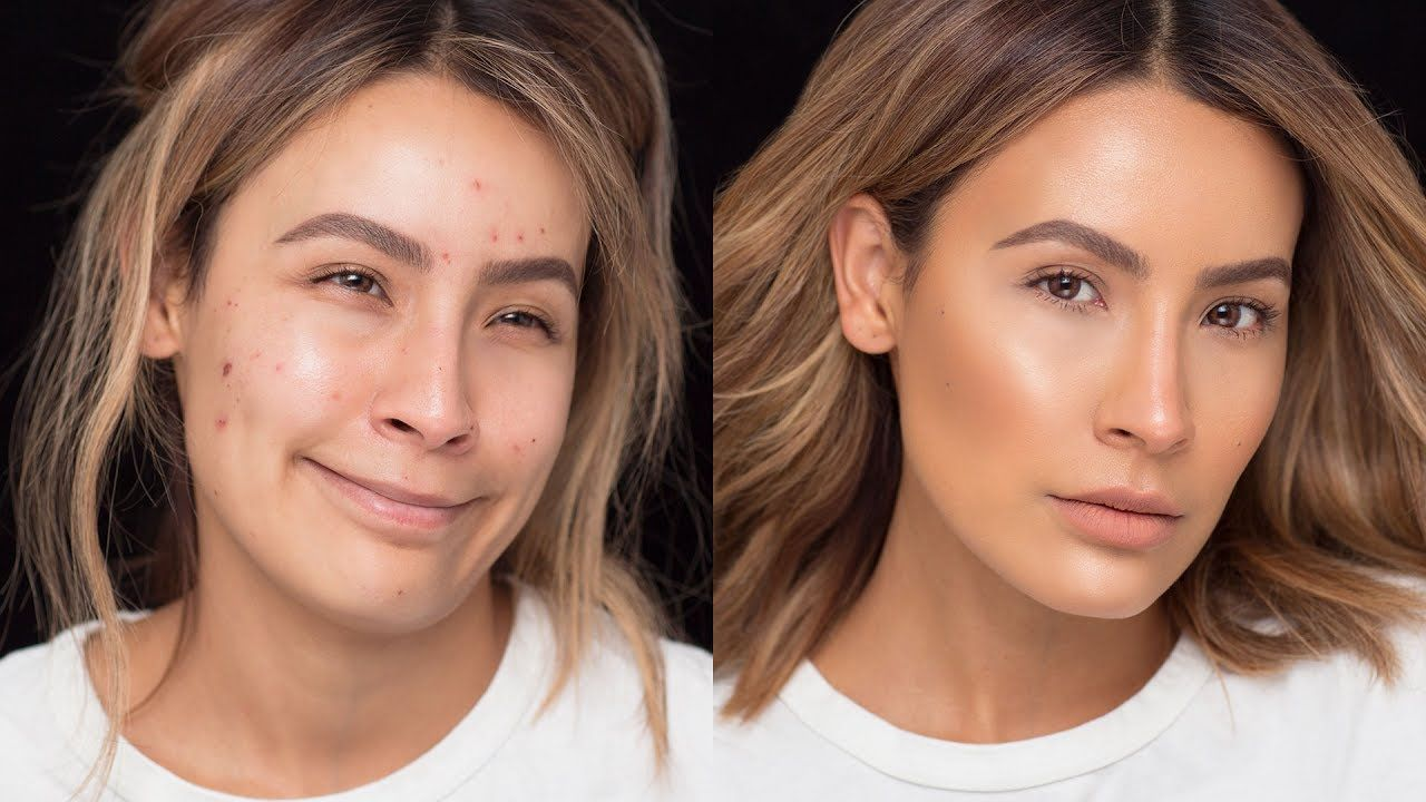 Flawless Skin With Acne Breakouts Desi Perkins Makeup In 2018