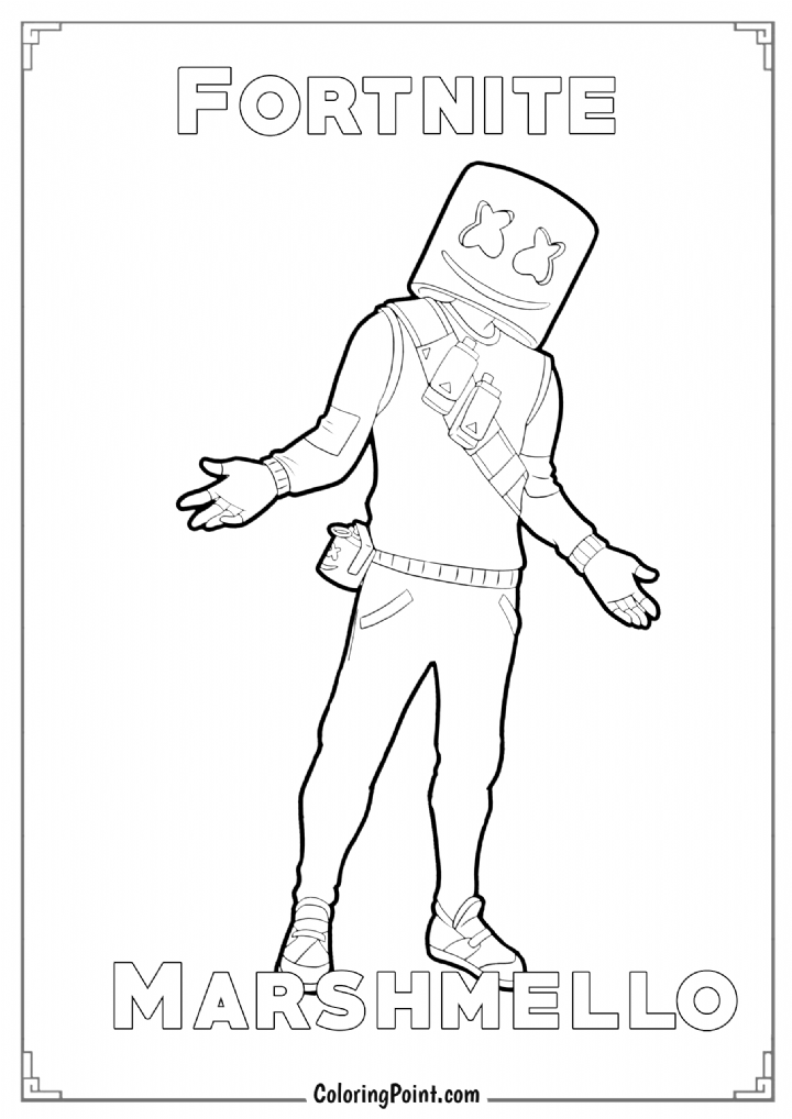 Printable Fortnite Skins Coloring Pages Chapter 2 In 2020 Coloring Pages Fortnite Comic Book Superheroes