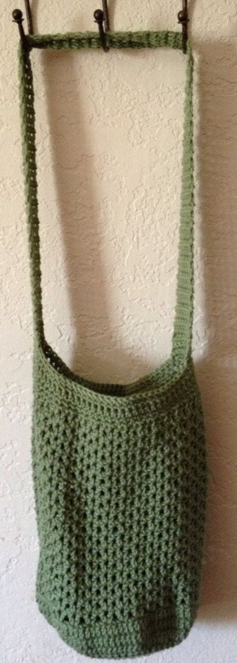 Sage Green Market Tote Bag by SpiderCreations on Etsy, $15.00