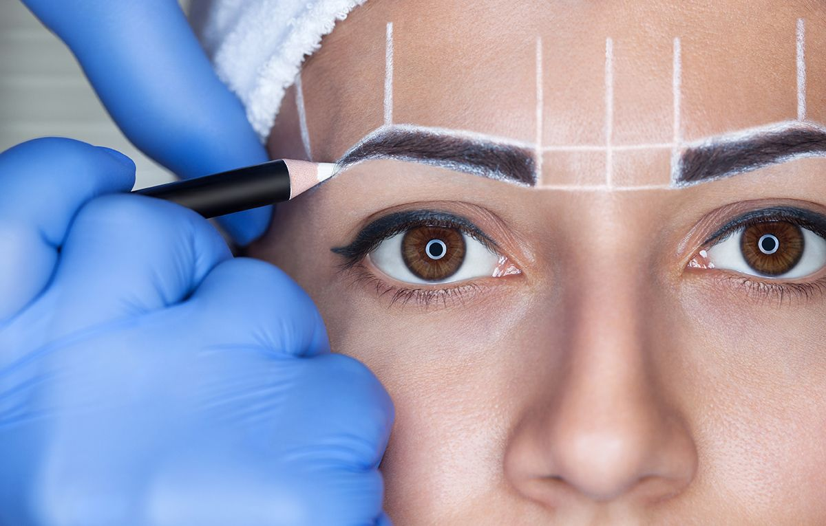 Microblading Eyebrows How To Find The Best Brow Artist
