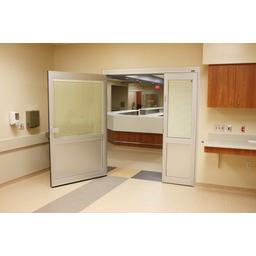 Big Door Manual Swing Door Autodesk Seek Nabco Entrances Big Doors Room Doors Vectorworks