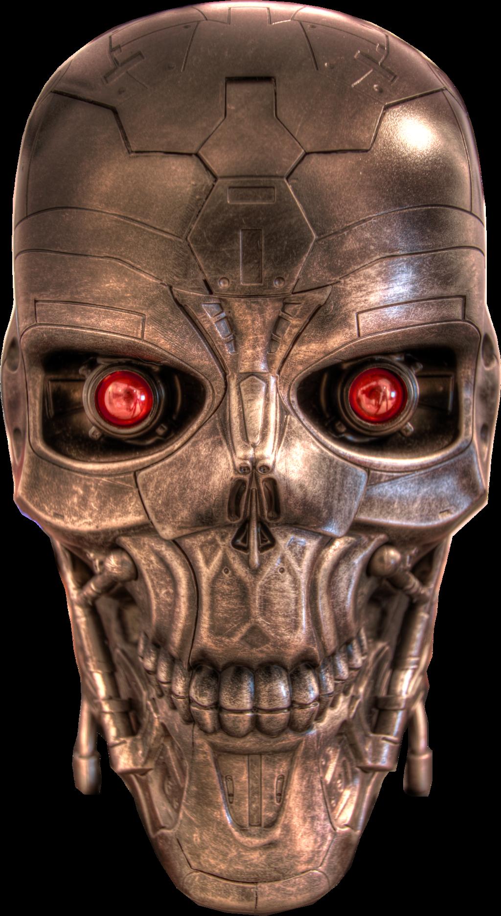 Terminator Skull Png Image Png Images Skull Terminator