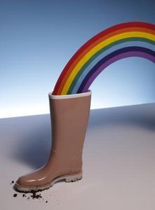 981f91a147d7 How to fix my cracked Wellies A crack in a rubber boot can allow water to  seep inside the boot